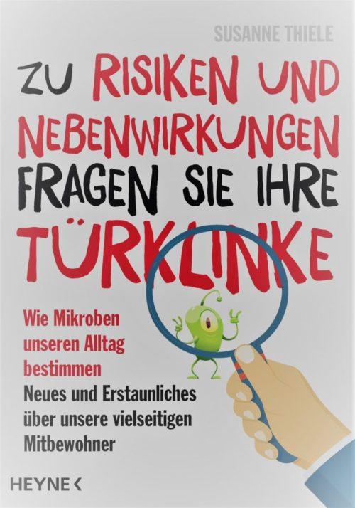 Cover von Thiele, Zu Risiken und Nebenwirkungen ...