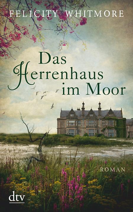 """Cover von Whitmore """"Herrenhaus im Moor"""""""