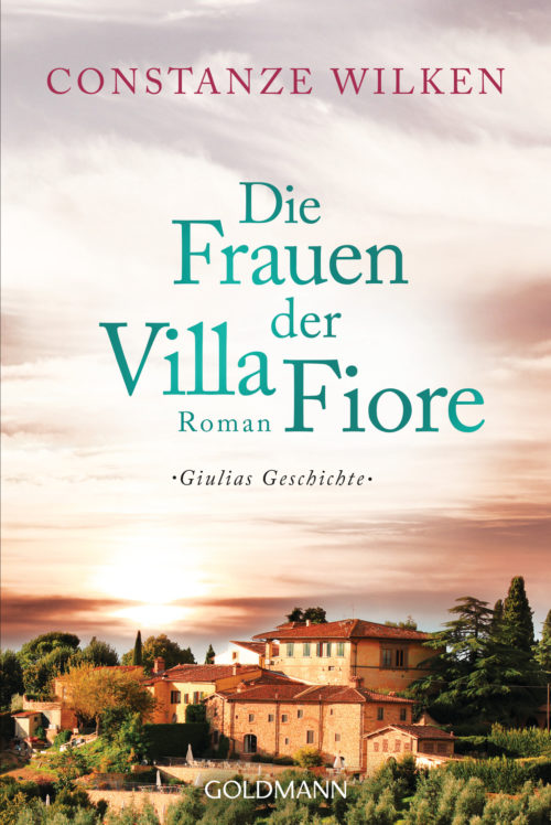Cover zu Die Frauen der Villa Fiore von Constanze Wilken