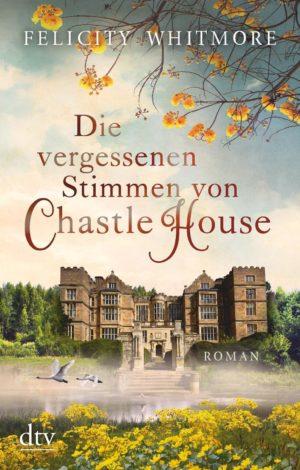 Cover des Romans Die vergessenen Stimmen von Chastle House