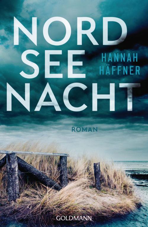Cover zum Roman Nordsee-Nacht