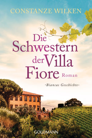 Cover von Constanze Wilken die Schwestern der Villa Fiore